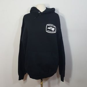 Hecho En Mexico Hooded Sweatshirt XL